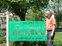 New Mendham Sign