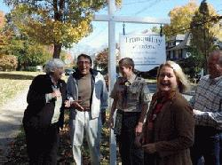 Tranquility Garden Dedication Ceremony